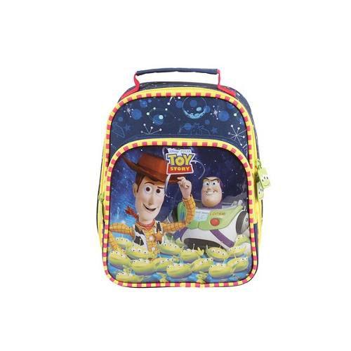 Lancheira Soft com Bolso Disney Toy Story Foguete (37270)