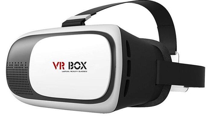 Oculos 3D Realidade Virtual - VR BOX