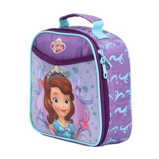 Lancheira Soft Disney Princesinha Sofia (49081)