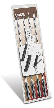 Kit churrasco 8 peças Tramontina -26499/030