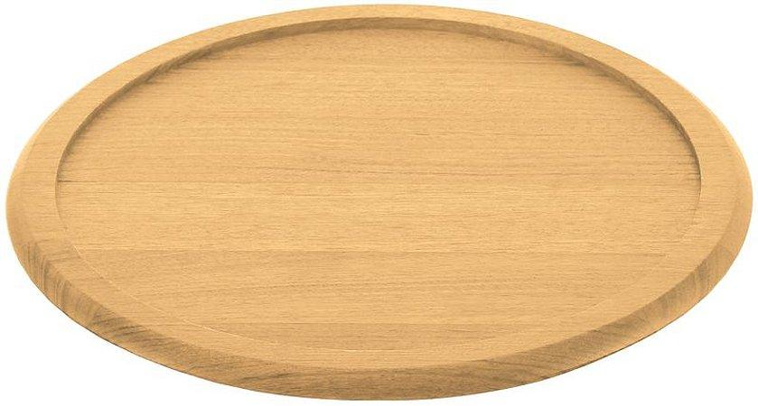 Suporte de Madeira Pizza 35 cm