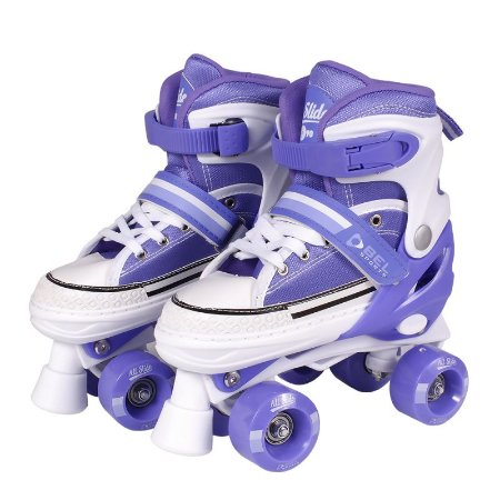 Patins Roller All Slide Classic Roxo M (33-36) 378500