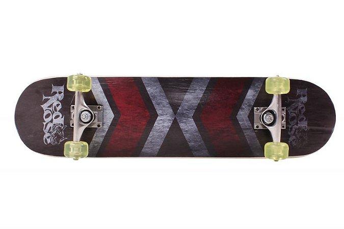 Skate Red Nose  444500 Vermelho e Preto