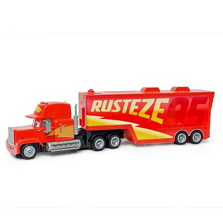 Caminhão Mack e Mcqueen Roda livre -Toyng  33428