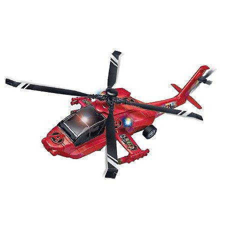 Helicóptero Avengers Marvel Disney - Toyng 33153
