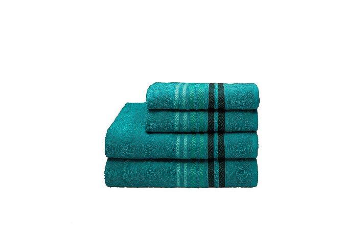 Toalha Dynamo de Rosto 50X80 Verde Escuro R6300