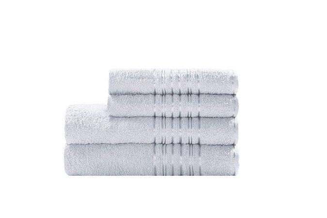 Toalha Lyra de Banho 62X130 Branco-Cod.001
