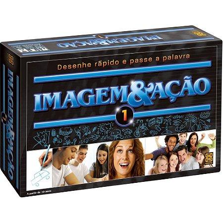 Jogo De Tabuleiro Imagem E Acao 1 - 01708 Grow