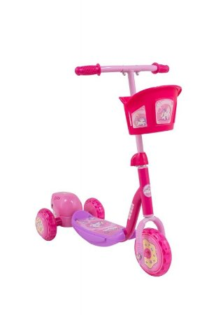 Patinete Bubble Rosa 509400