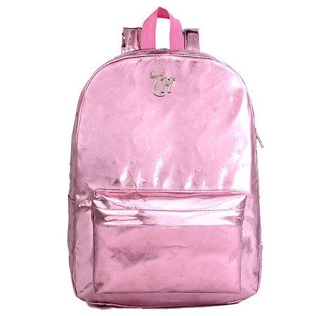 Mochila G DMW Metal Pink - 11295