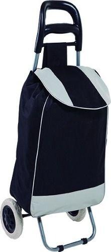 Carrinho de Compras Bag To Go Preto