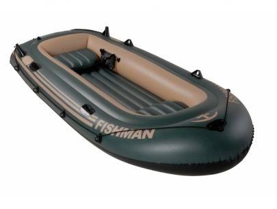 Barco Fishman 350 com Remo e Inflador