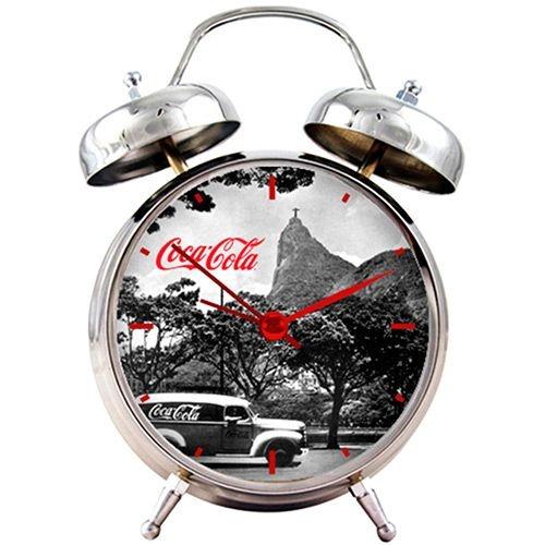 Relógio de Mesa Coca-Cola Landscape Rio de Janeiro (25091)