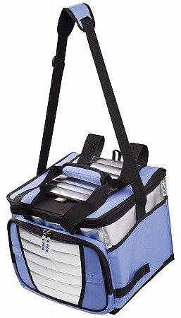 Bolsa Cooler Térmica com Divisória Ice Cooler 36L
