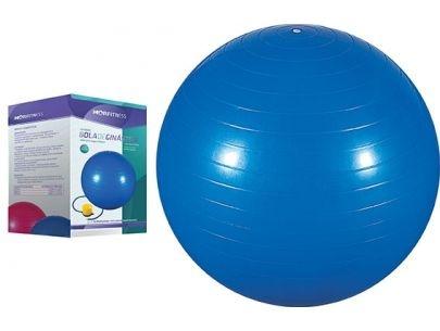 Bola para Pilates 65cm Azul