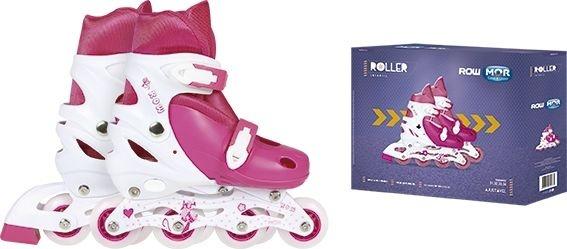 Roller ROW Infantil Rosa M (Tam. 35 a 38)