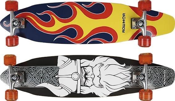 Long-Board ROW 97x20cm Estampa Sortida - MOR