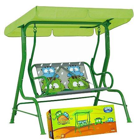 Cadeira de Balanço Infantil Gatoons