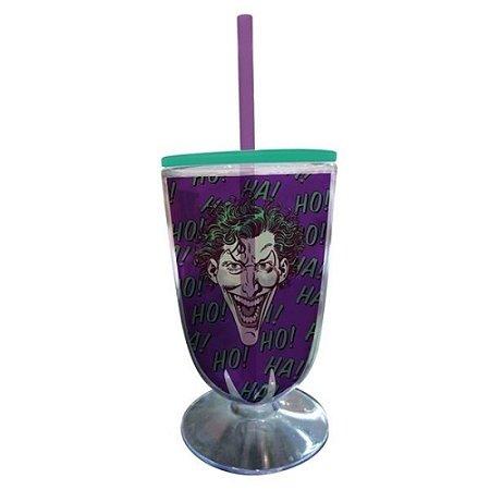 Taça Acrílica DC Comics Coringa Joker Face (26883)