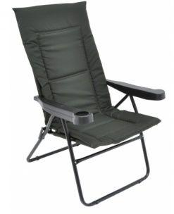 Cadeira Alfa 4 Posições Preta