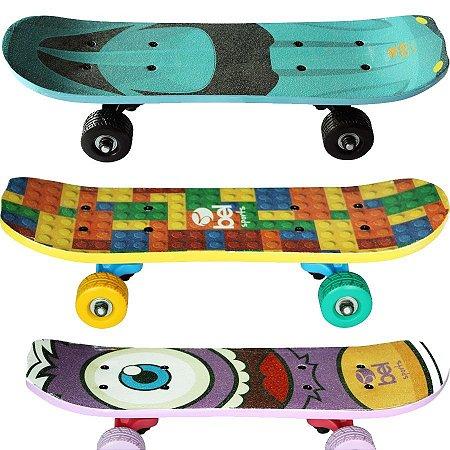Mini Skate Fun sortidos (Monstros ou Bloco) Bel Fix