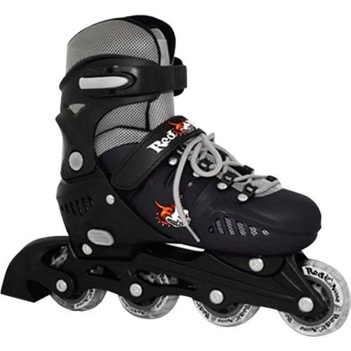Rollers Red Nose Preto M (36-39)