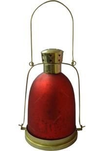 Lanterna Indiana Dome Burgandi