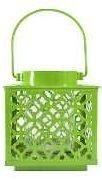 Lanterna Rendada Verde Trevisan