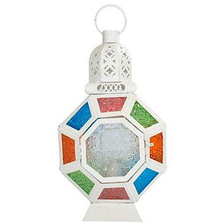 Lanterna Marroquina Casablanca Metal Trevisan