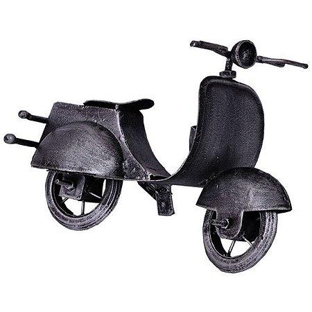 Miniatura De Moto Vespa Classic -  Trevisan