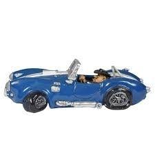 Mini Caricatura Carro Azul (RQ0017)