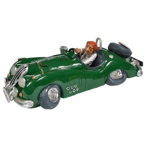 Mini Caricatura Carro Verde (RQ0018)
