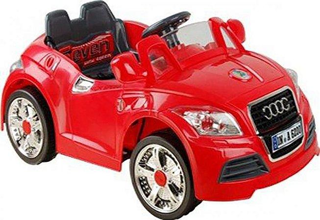 Carro Elétrico Infantil Esporte Vermelho 6V (924600)