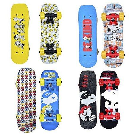 Mini Skateboard Snoopy - Bel