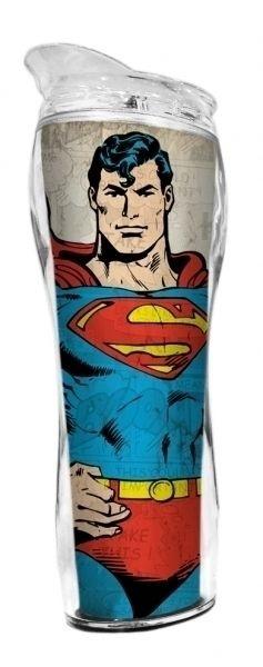 Copo Térmico DC Comics Superman Body 450ml (27960)