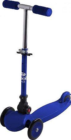 Patinete Infantil com 3 rodas - Tech Azul