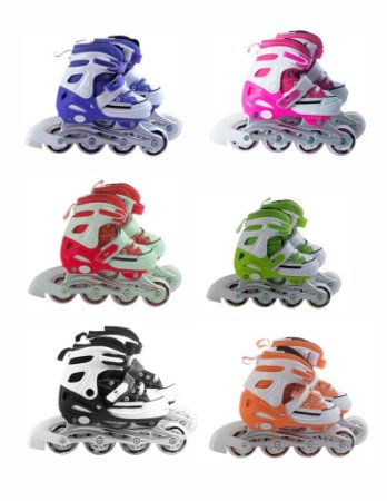 Patins Roller All Style Street  (P) 34-37