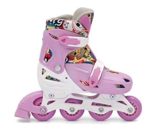 Inline Rollers Kids -  Rosa  (M 32-35)