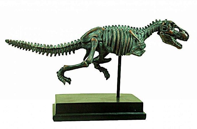 Estatueta Decorativa em Resina Dinossauro (ES871F)