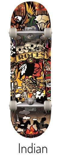 Skate Roces Shape 31'' x 8'' Abec 3