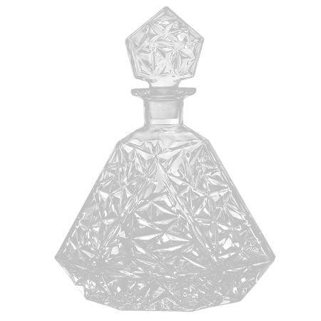 Licoreira de Vidro Diamond