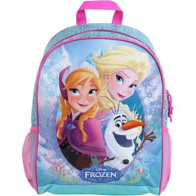 Mochila Escolar Grande Alça para Costa Disney Frozen (60226)