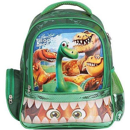 Mochila Escolar Média Alça para Costas O bom Dinossauro (60442)