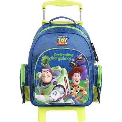 Mochila de Rodinhas Mochilete Escolar Grande Disney Toy Story (60464)