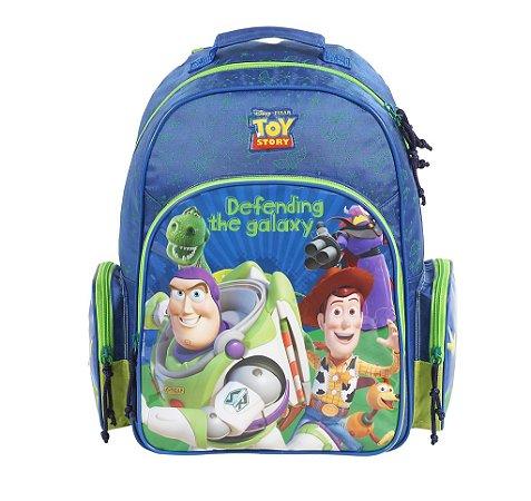 Mochila Escolar Alça para Costa Toy Story Defending Galaxy (60463)