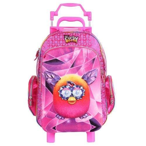 Mochilete Grande Escolar Furby Boom (60240)