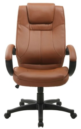 Cadeira Office Córdoba Marrom