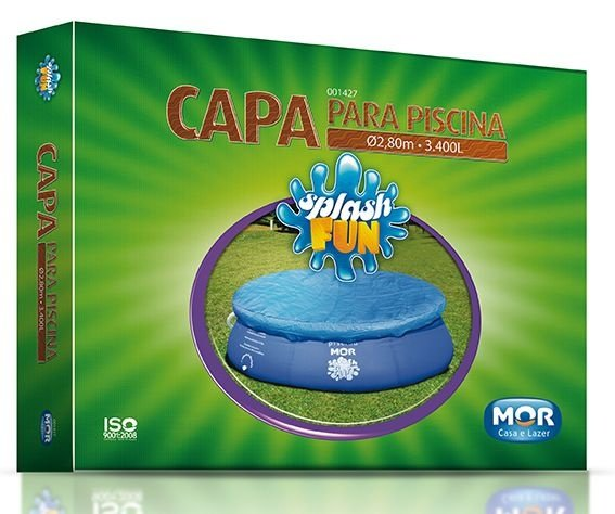 Capa para Piscina Splash Fun 3.400L
