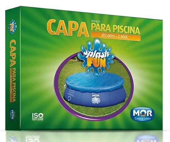 Capa para Piscina Splash Fun 2.400L