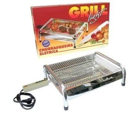 Churrasqueira Elétrica Tok Grill Light II